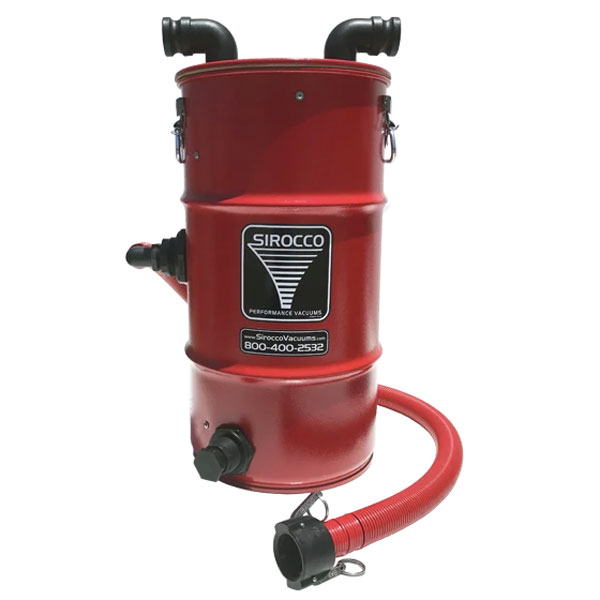 Sirocco Sand And Leaf Trap 15 Gallon Vacuum Tank 86785081