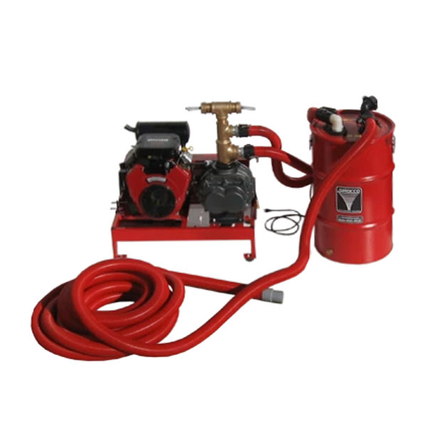 Sirocco SGV3-16s Vacuum Reclaim System for Pressure Washing and Flood Extraction