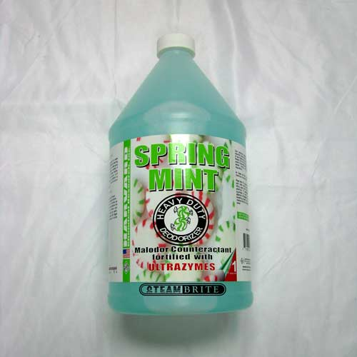 Harvard Chemical 746-1 Spring Mint Deodorant with Ultrazyme 1 Gallon