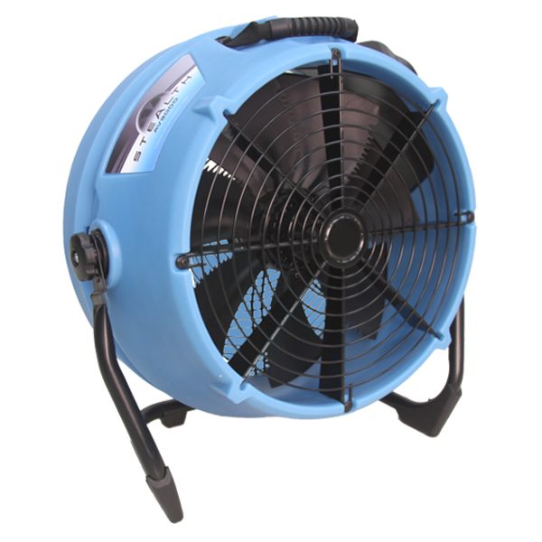 Drieaz F568 Stealth AV3000 High Velocity Axial Airmover Fan FREE Shipping  1610-5886  Flex-A-Chill 3000