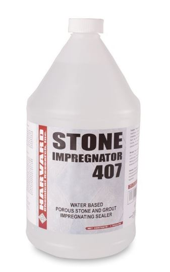 Harvard Chemical Stone Impregnator 8740-4 Case  4/1 Gallon Bottles Penetrating Sealer
