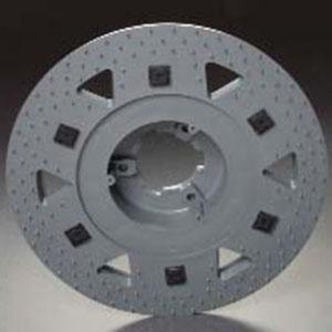 Malish: TriLok - 14 inch Pad Driver (trilock)