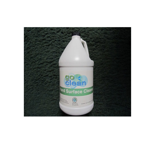 TriPlex Technical Services: GO CLEAN: Hard Surface Cleaner 4/1 Gallon Case