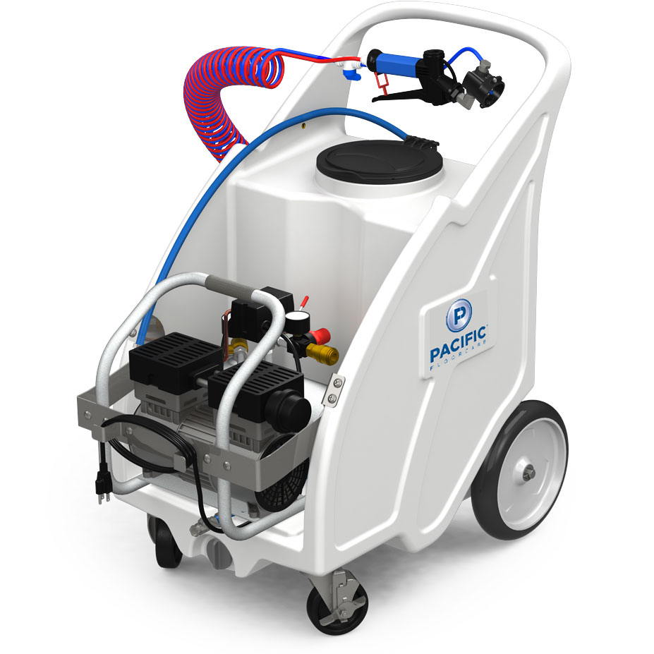 Pacific Floor Care 685401 AM-15 Gallon ULV Disinfectant Fogger 120 Volts 15 micron 90 lbs