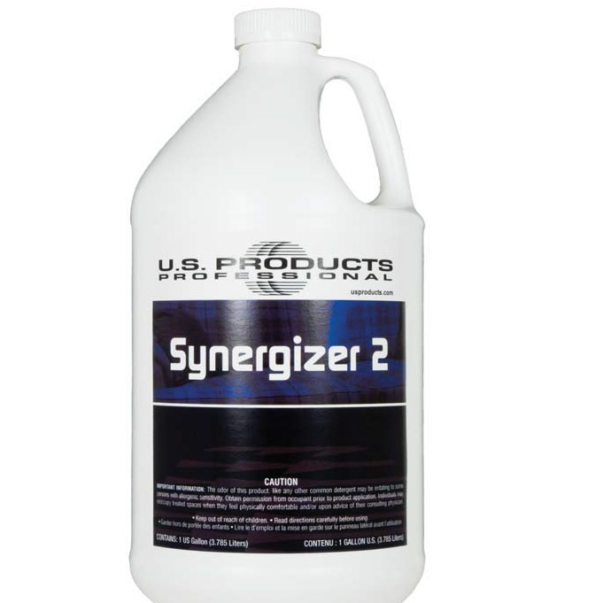 US Products Synergizer 2 Detergent booster for OMS (Odorless Mineral Spirits) 4 Gallon Case