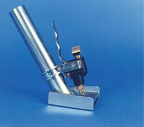 PMF 3.5in Open Spray Upholstery Wand with 300 psi valve