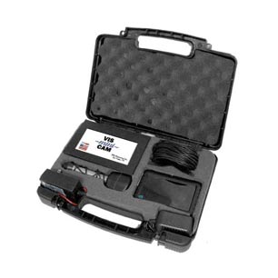 Air Care FG0176 VIS MINI-CAM Duct Inspection Camera Wireless Monitor Video System