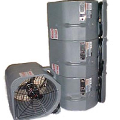 Viking VP3000 GFCI Axial Air Mover Equipment Carpet Flood Restoration Fan 50 Units Min order Free Shipping
