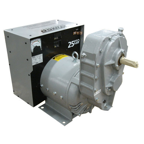 Winco 25PTOC-3 Power Take Off Generator 25000watts  10hp   FREE SHIPPING  61155-013