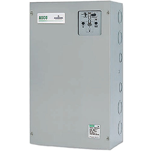 Winco ASCO 200 Automatic Transfer Switch For Winco Generators