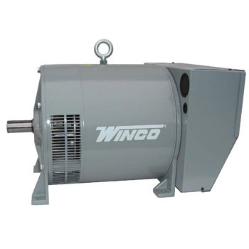 Winco Generators: EC75PSB4G-17---Emergency Generator, 75kW, 120/208 Volts, 60Hz, 208/180 Amps, 1800RPM