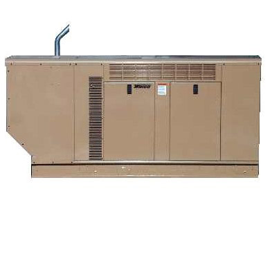 Winco Generators: PSS40---Packaged Standby Generator, 40kW, GM 4.3L Engine