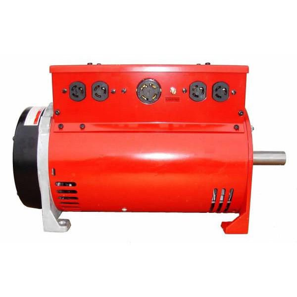 Winco Generators Tb7200gfi Two Bearing Generator Single