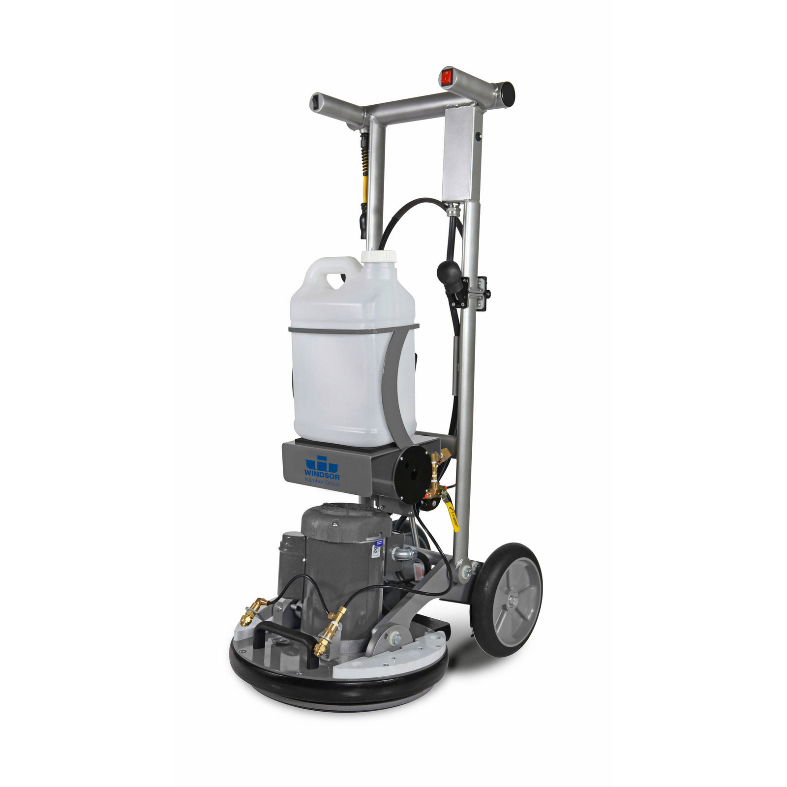 Windsor 1.005-293.0 Karcher BDS 43/Duo C 9.841-231.0 Taz 9.841-236.0 Orbital Scrubber 17 Inch Floor Machine With Tank FREE Shipping No Weight Set