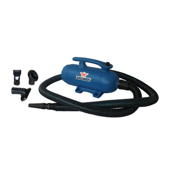 Xpower b27 forced blower and vacuum for pet grooming for Dryer motor replacement cost