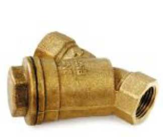 Brass Y Strainer Filter 3/8in Stainless Screen 8.709-957.0  [87099570]