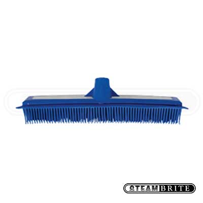 Hydorforce AB23H Perky Broom Multi-Purpose Silicone Rubber Broom and Squeegee (HEAD ONLY)