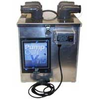 Hydro-Force: Auto Dump Auto Pump Out Filter System For Truckmounts and Portables