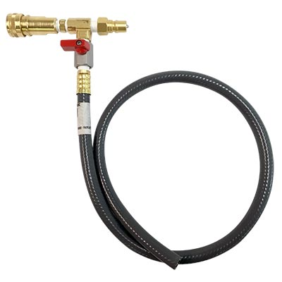 Convenience Hose Outlet AH19 with Solution Tee Ball Valve and Hose