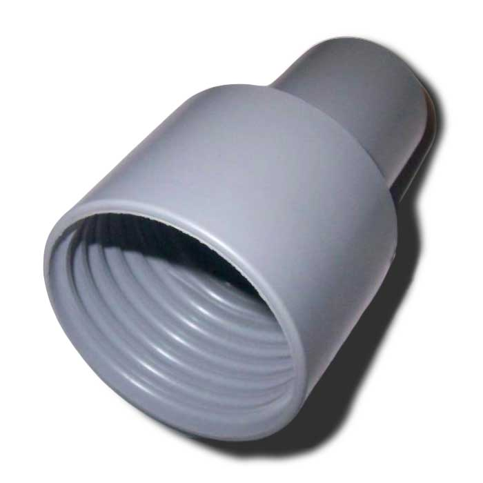 Clean Storm AH48 Cuff 2in Thread Hose x 1.5in Slip Reducing Vacuum Hose Cuff  H498A 87089000 J00627