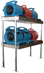 Hydroforce 6 Air Mover Van Shelves (Shelf) AT74