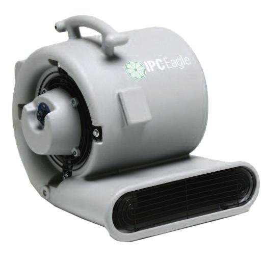 IPC Eagle AM3 Portable Air Mover, Three-Speed, .5 HP, 2500 CFM