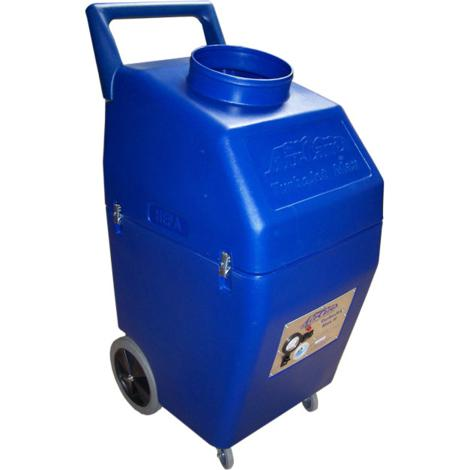 Air-Care CE2015 TurboJet Max ll Negative Air Duct Cleaning Machine AD302 FG0064