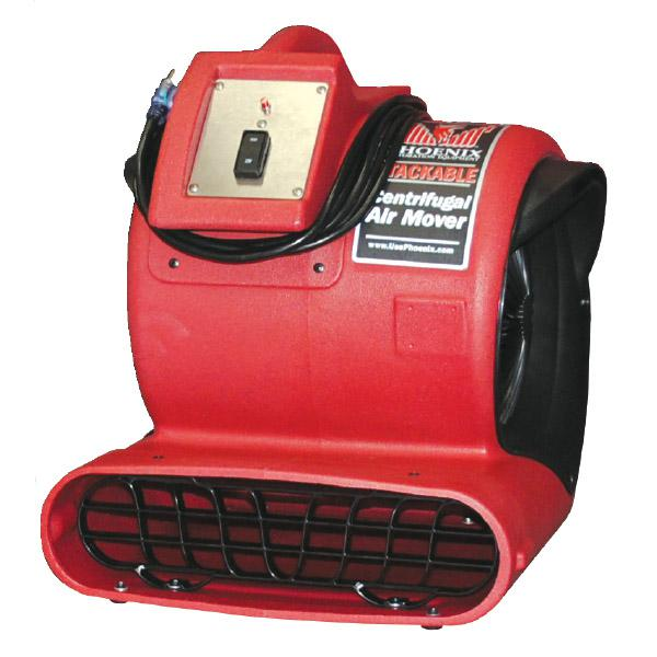 Phoenix Carpet Flood Restoration Air Mover Centrifugal Stackable 4030980