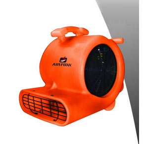 Air Foxx AM1900ai 1/3 HP Planet Blower air mover floor fan