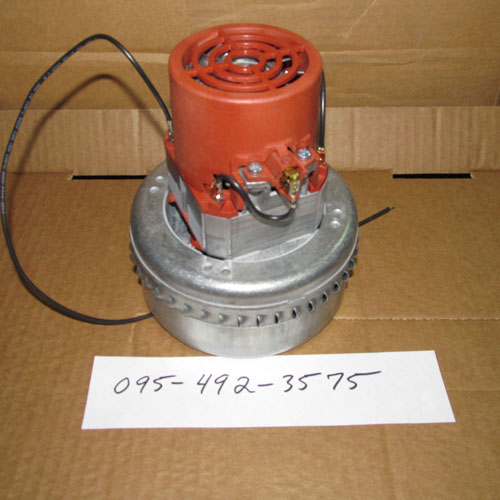 Domel 4923575 vacuum motor 2 stage 120volt pd bp bb high for 2 stage vacuum motor
