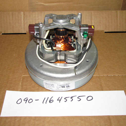 Ametek Lamb 116455-50 Vacuum Motor 1 Stage 5.7in TF BS 120V