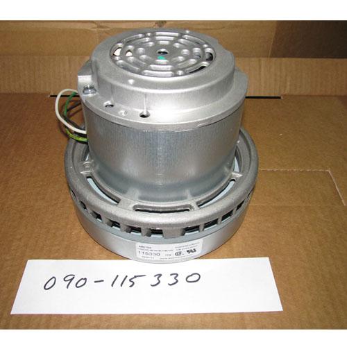 Ametek lamb 115330 vacuum motor 2stg 7 2inch 115volt bp pd 115330 vacuum motors parts Ametek lamb motor