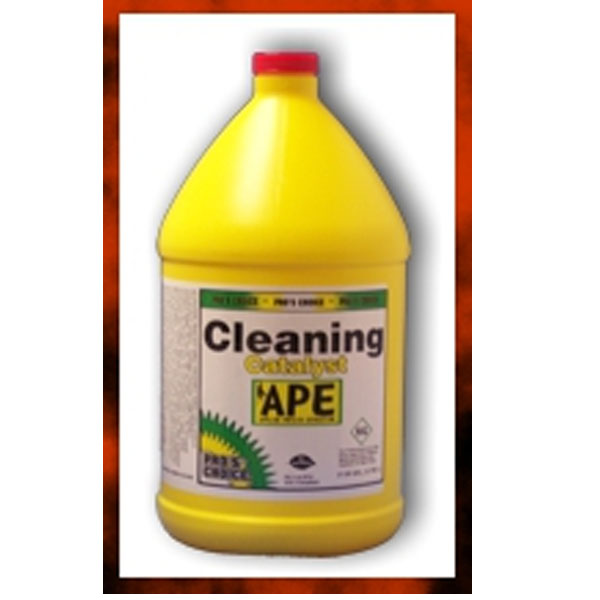 Pros Choice: APE Low Moisture Cleaning Catalyst (4/1 Gallon Case)