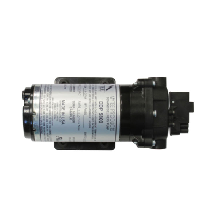 Aquatec 220 psi Pump Triplex Diaphragm pressure switched Bypass 115 Volts Mytee C322D 58-ELK-220 58-FLC-220 AE-PUMP-220