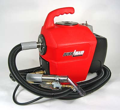 Durrmaid Heated Spot Extractor 1 2 Vacs 60psi 1500