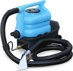 Demo Mytee S300 Tempo Spotter Extractor 1.5gal 55psi 2 Stage Hand wand and hose set