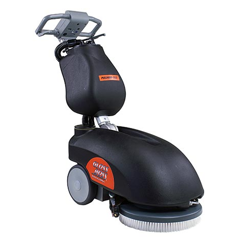 Gloss Boss Cleaning Equipment B14100240 GB 14in Battery Automatic Scrubber