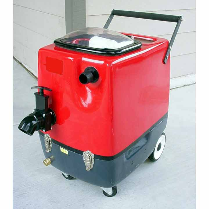 -Clean Storm Fiberglass 5gal 200psi HEATED 3 Stage Vac Car Cleaning Machine Auto Detail Extractor JD501H2