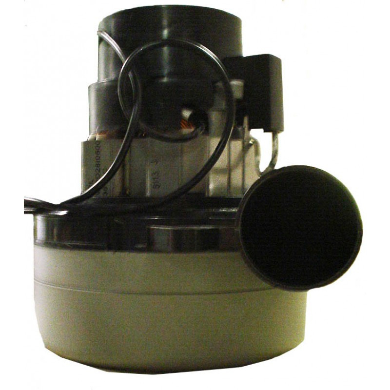 Windsor A+ 36V Auto Scrubber Vac Motor Tangential Discharge 2 Stage 5.7 Diameter 8.601-221.0