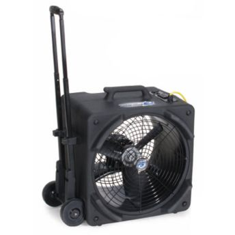 PowrFlite PDF5D F5 Axial Air Mover - 2.2amp - 3000+ CFM (With Handle)