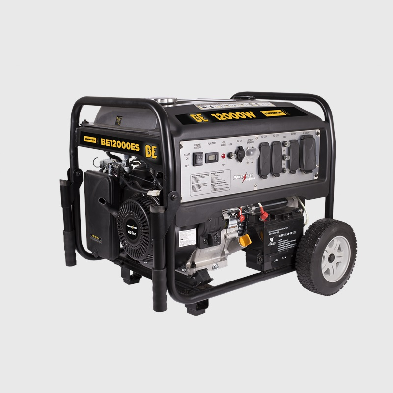 BE Pressure BE12000ES 459cc 9500 Watt 12000 Surge Gasoline Generator Electric Start