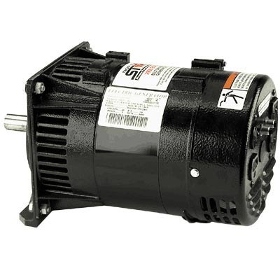 NorthStar 165915: Belt-Driven Generator Head - 2,900 Surge Watts, 2,600 Rated Watts, 5 HP Required