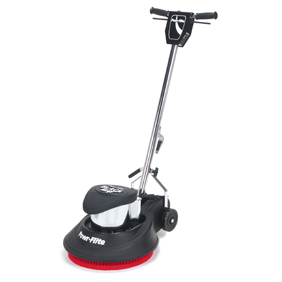 Powr Flite 17 inch 1.5 hp 175 RPM Black Max Floor Machine Freight Included