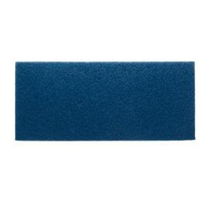 Powrflite BL1420 Blue Cleaning 20 X 14 inch Pad 5 Pack