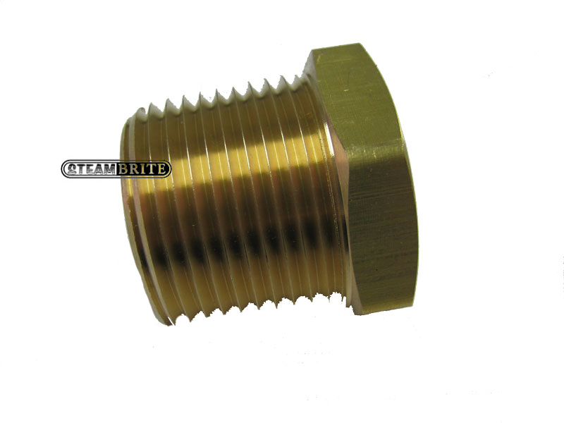 Brass Pipe Bushing, 1/2in Mip X 1/4in Fip 9.802-135.0 - 28106L  [98021350]