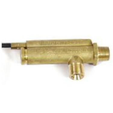 Brass Flow Switch 4050psi 8 Gpm 190 Degree F 8.712-246.0 - 410307P  85.300.014