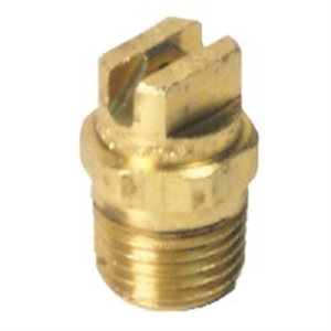 "Spraying Systems VeeJet 1/4"" Mip 8001 Nozzle,1 X 80 Brass 8.708-077.0  B200"