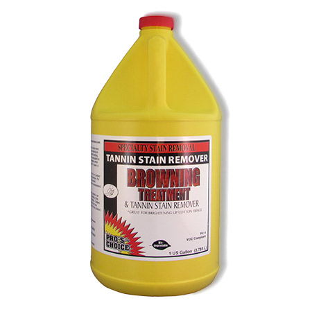Pros Choice C3008 Browning Treatment 1 Gallon UPC 078345002645