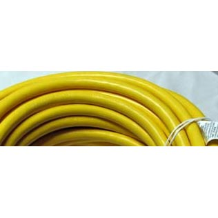 Extension Power Cord 10-3 by the foot Yellow Bulk No Ends SJOW Jacket