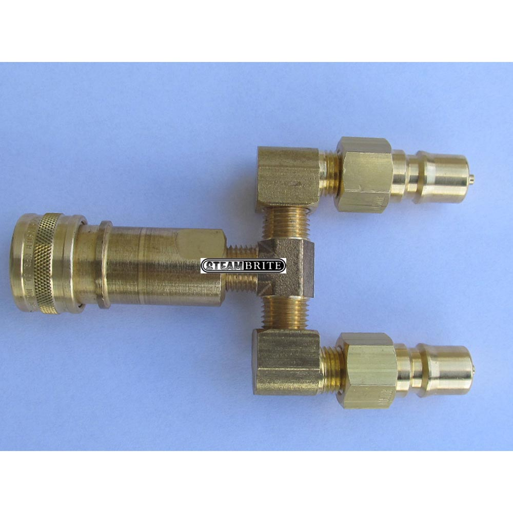 Butler Brass Solution Tee KA14TEE for White Magic  machines [KA1/4TEE]